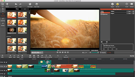 MovieMator Video Editor for Mac & PC: Video Editing Software